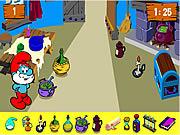 The Smurfs - Papa's Memory game