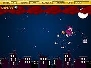 Halloween Flying Witch لعبة