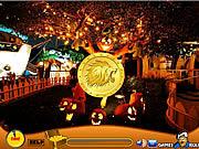 Treasure Hunt - Halloween Night game