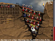 Slice Fortress Defense 2 game