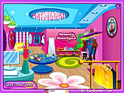 Beauty Boutique Decoration game
