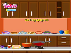 Cooking Spaghetti game