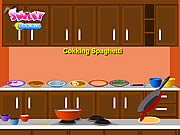 Cooking Spaghetti game