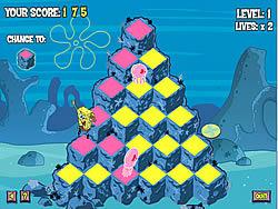 Sponge Bob Square Pants: Phyramid Peril game