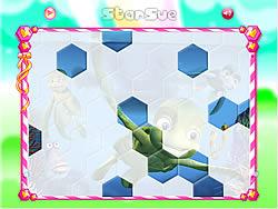 Sammy Hexagon Puzzle game