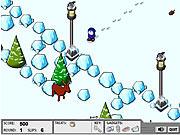 Snow Traxx game