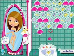 Princess Bubble Fun game