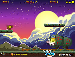 Alien Thief game
