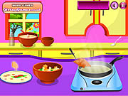 Veggie Samosa Feast game
