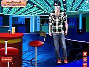 Play Joe jonas at the club Game