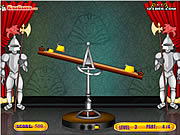 Play Balance the gold Game