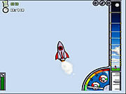 Into Space game