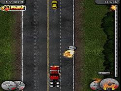 Mad Trucker 2 game