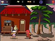 Play 3 foot ninja i the lost scrolls Game