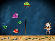 Plasticine Diver game