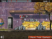 Play Autumn bike ride Game