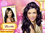 Nina Dobrev Makeover game
