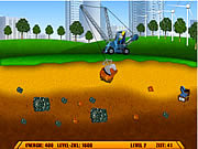 Play Power showel Game