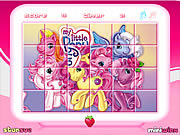 juego My Little Pony - Rotate The Puzzle