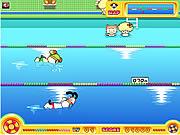Swim Challenge game