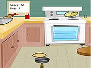 Pancake Flip game