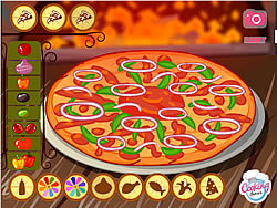 Delicious Pizza Game game
