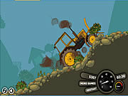 Tractors Power game