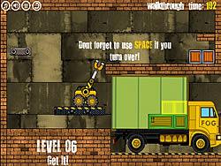 Truck Loader game