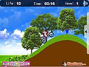 Play Stunt motorbike Game