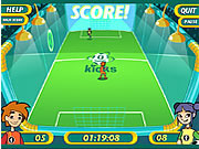 SuperSpeed One on One Soccer game