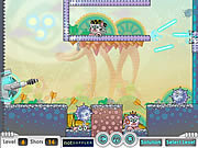Play Laser cannon Game