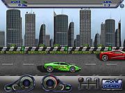Atomic Supercars game