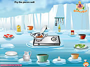 Play Batter fried fish Game