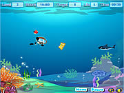 Sea Cleaner game