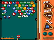 Play Pool bubbles Game