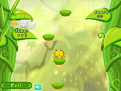 Frog Jump game