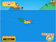 Xstream Fishing game