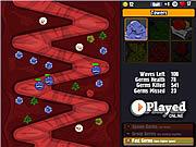 Bowels Physics TD game