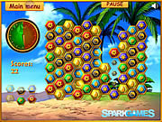 Play Tropical gems Game