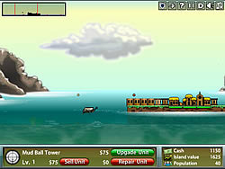 Empire Island game