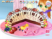 Ice Cream Cake Chic game