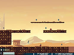 Ray Ardent Science Ninja game