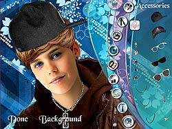 New Look : Justin Bieber game