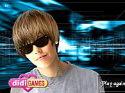 New Look : Justin Bieber game