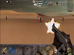 Desert Rifle 2 game