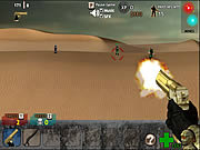 juego Desert Rifle 2