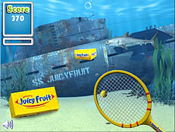 Juicy Fruit Out Of Bounds game