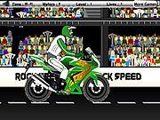 Bike Wheeling game