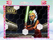 Star Wars Ashoka - Hexagon Puzzle game
