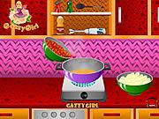 Tomato Soup game